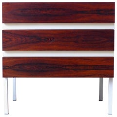 Mid-Century Modern Commode in Rosewood