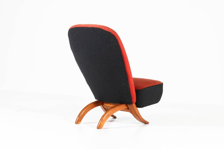 Mid-Century Modern Congo Chair by Theo Ruth for Artifort, 1950s For Sale 1