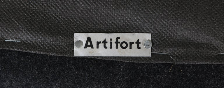 Mid-Century Modern Congo Chair by Theo Ruth for Artifort, 1950s For Sale 3