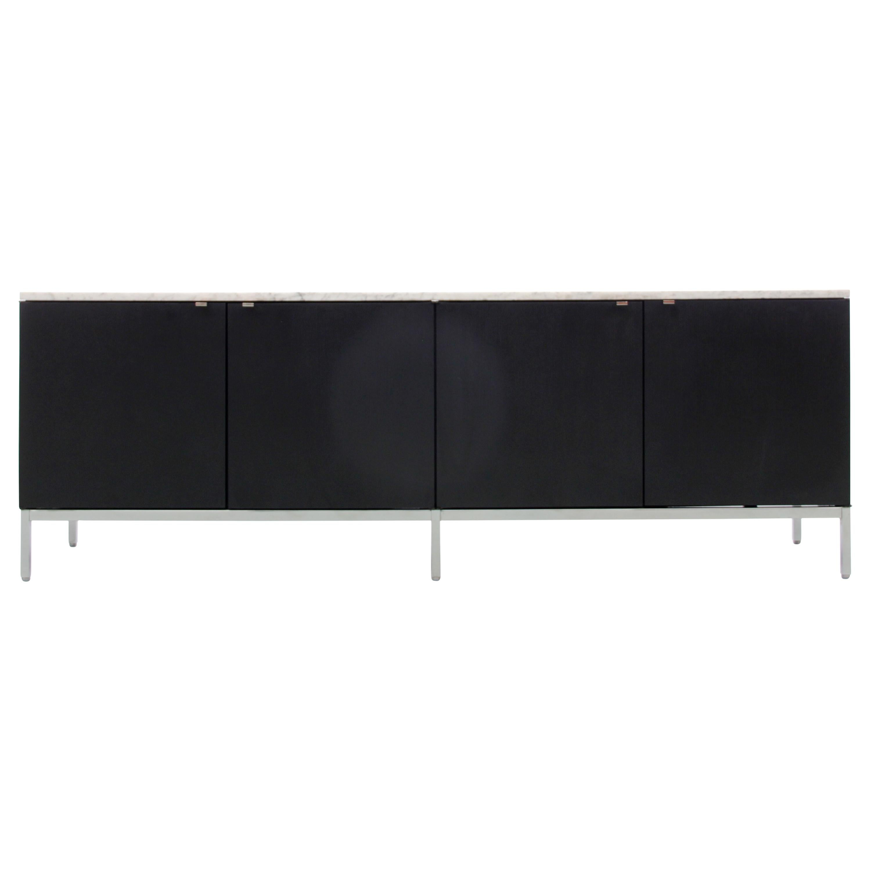 Mid-Century Modern Credenza by Florence Knoll, 1960s