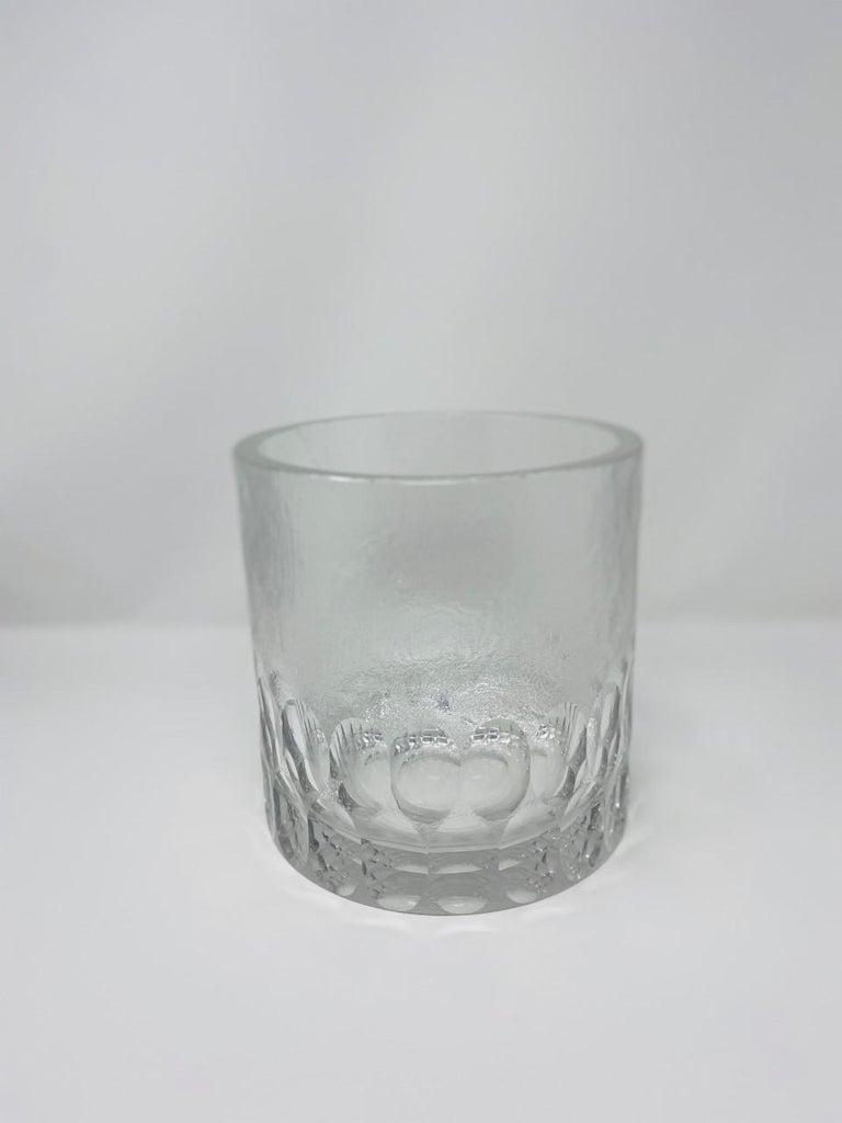Late 20th Century Mid-Century Modern Crystal Ice Bucket/Vessel