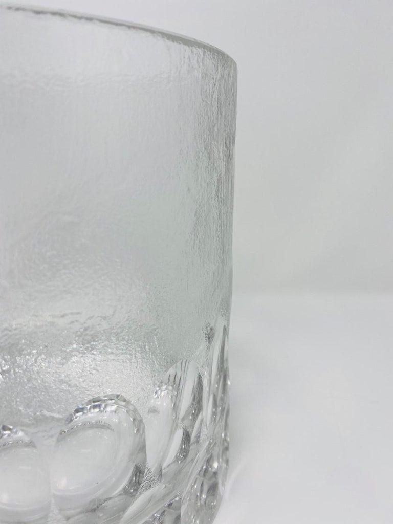 Mid-Century Modern Crystal Ice Bucket/Vessel 2