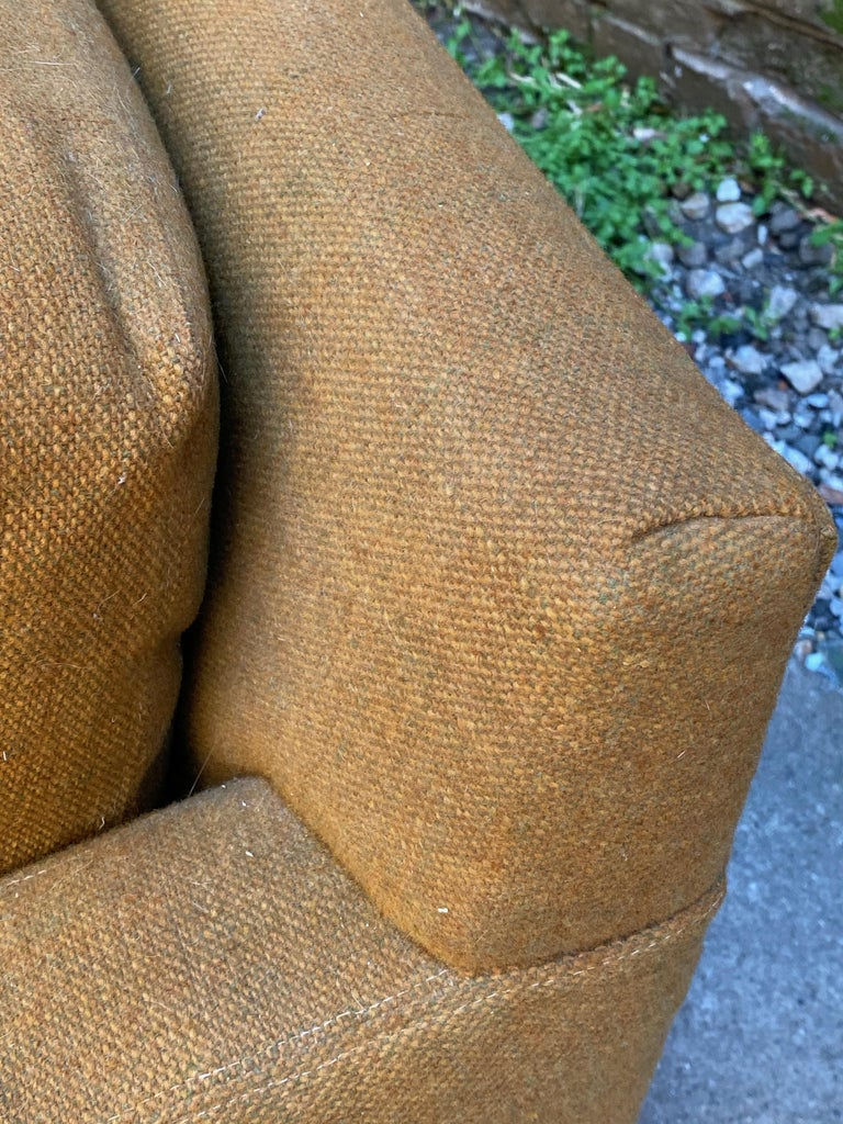 Mid-Century Modern Cube Chair For Sale 4