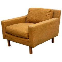 Mid-Century Modern Cube Chair