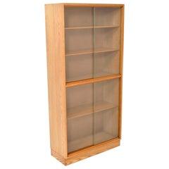 "Mid-Century Modern Danish Bookcase/Cabinet, Morris of Glasgow ""Cumbrae"" 1958"
