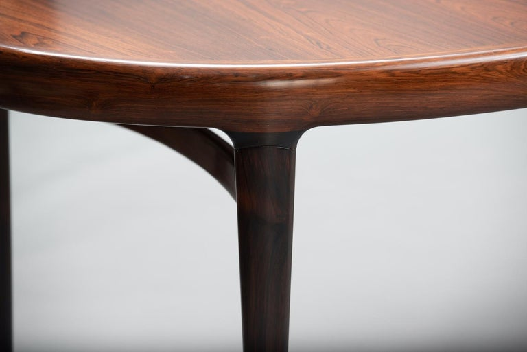 Mid-Century Modern Danish Dining Table For Sale 1