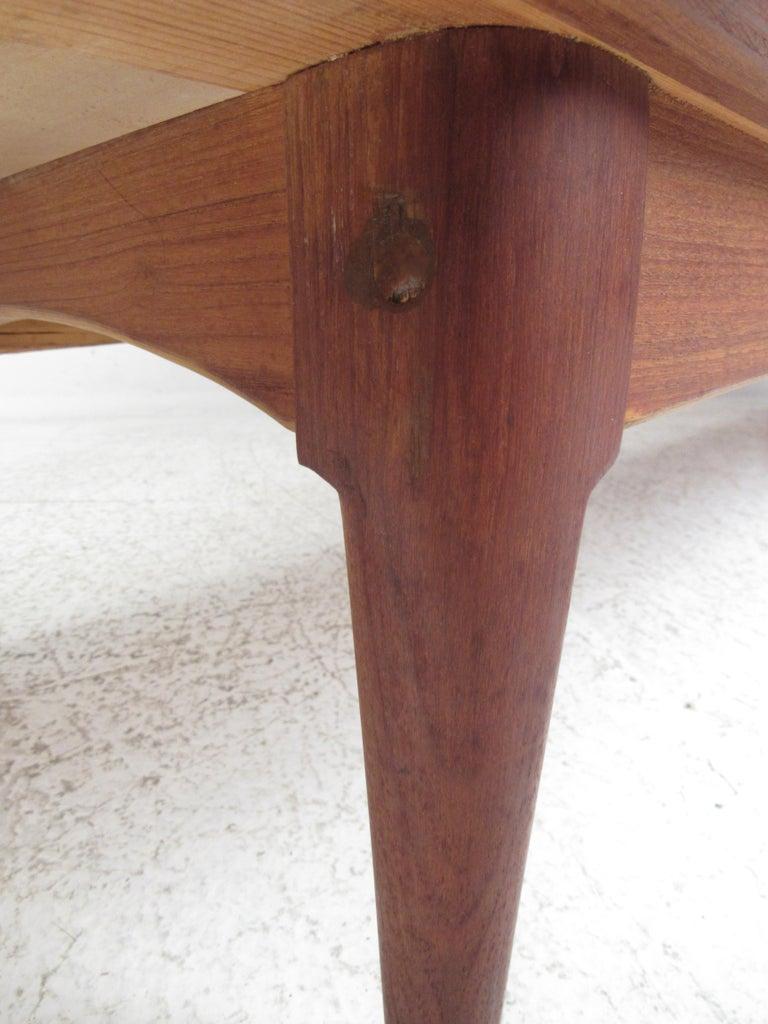 Mid-Century Modern Danish Dresser Attributed to H.P Hansen For Sale 11
