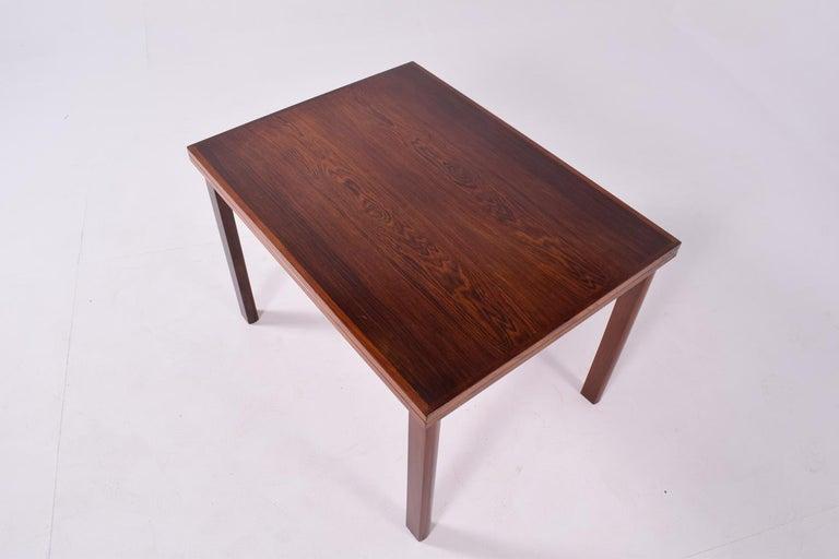 Mid-Century Modern Danish Flip Top Coffee Table, 1960s In Good Condition For Sale In Lisboa, Lisboa