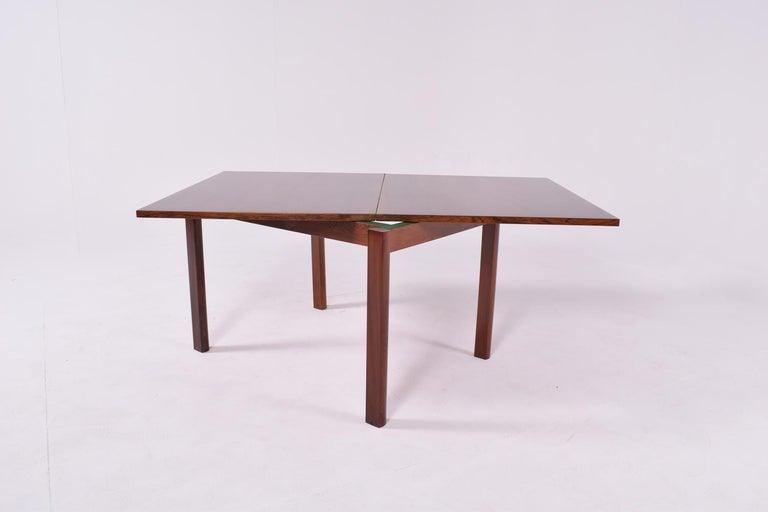 Mid-Century Modern Danish Flip Top Coffee Table, 1960s For Sale 1