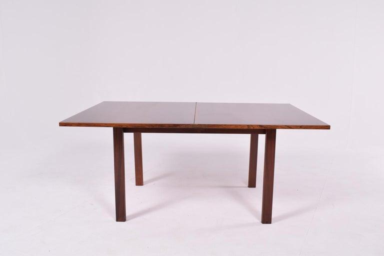 Mid-Century Modern Danish Flip Top Coffee Table, 1960s For Sale 2