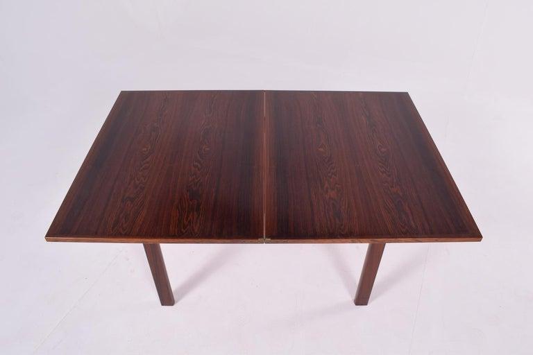 Mid-Century Modern Danish Flip Top Coffee Table, 1960s For Sale 4