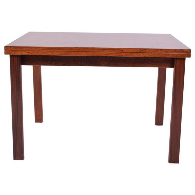 Mid-Century Modern Danish Flip Top Coffee Table, 1960s For Sale