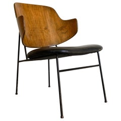 Mid-Century Modern Danish IB Kofod-Larsen for Selig Penguin Accent Chair