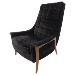 Mid-Century Modern Danish Lounge Chair