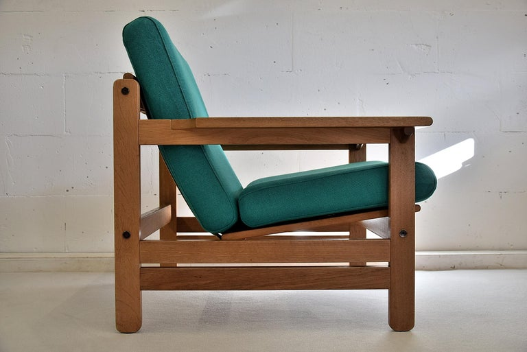 Mid Century Modern Danish Lounge Set For Sale 4