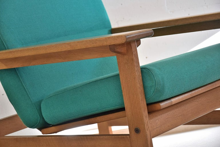 Mid Century Modern Danish Lounge Set In Good Condition For Sale In Weesp, NL