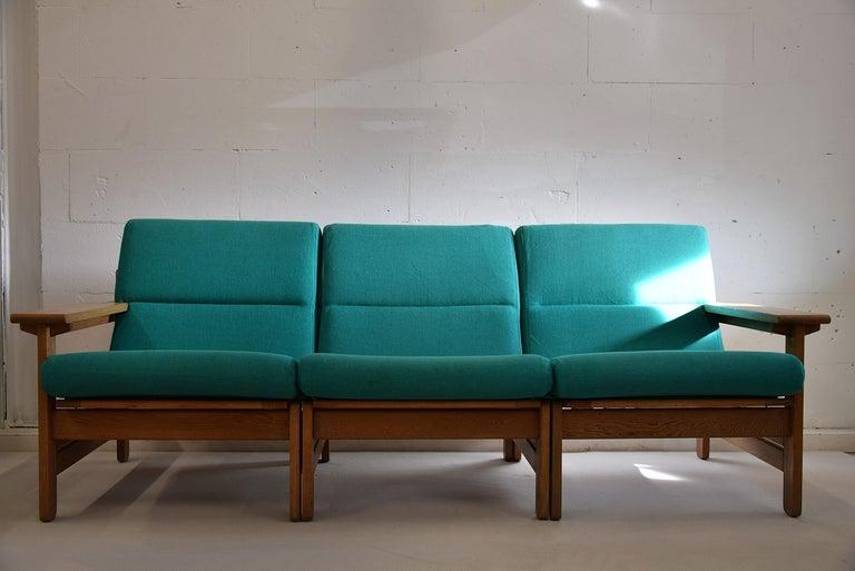 Mid Century Modern Danish Lounge Set For Sale 2