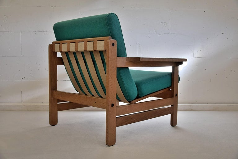 Mid Century Modern Danish Lounge Set For Sale 3