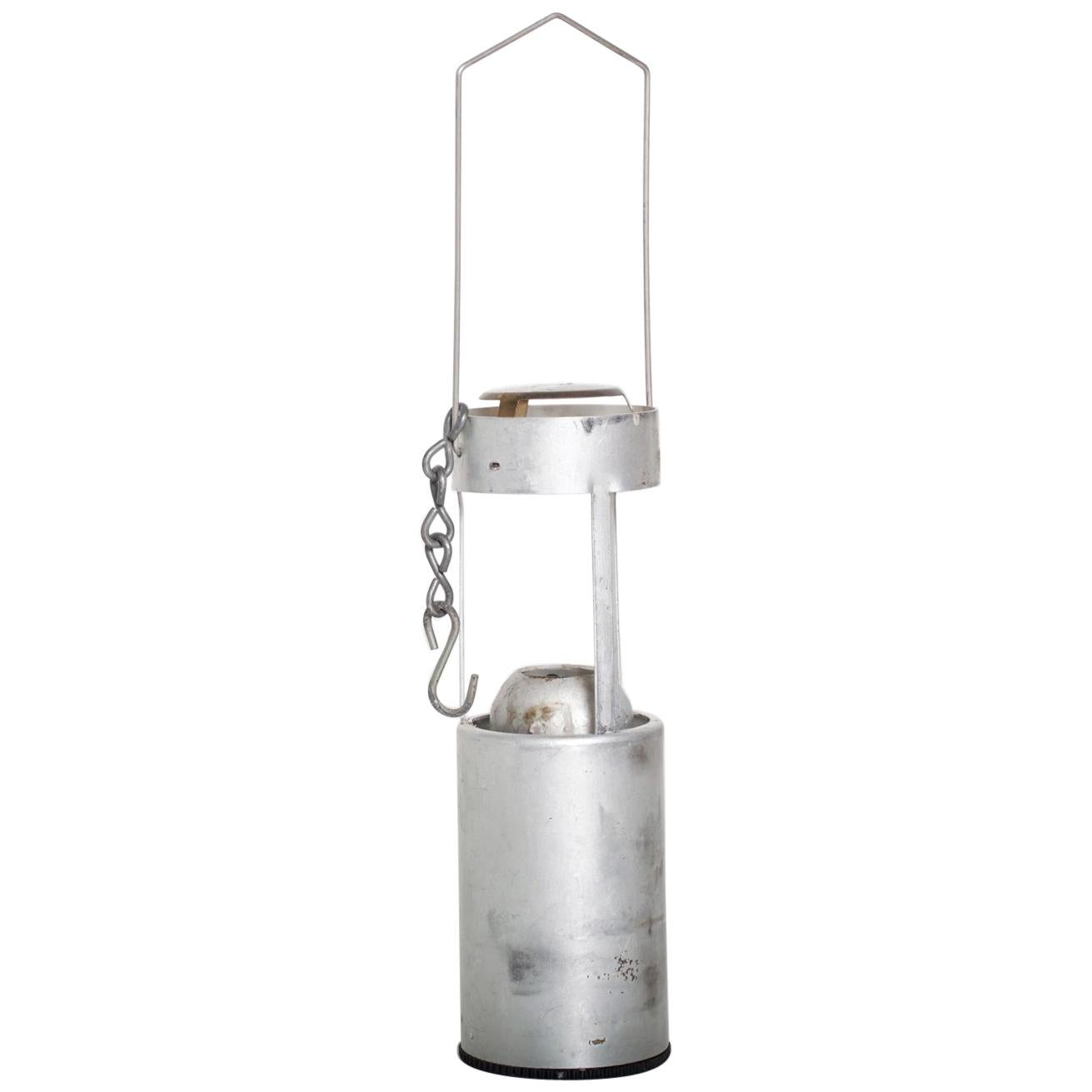 Mid-Century Modern Decorative Hanging Camping Candleholder