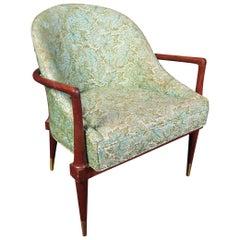 Mid-Century Modern Designer Armchair
