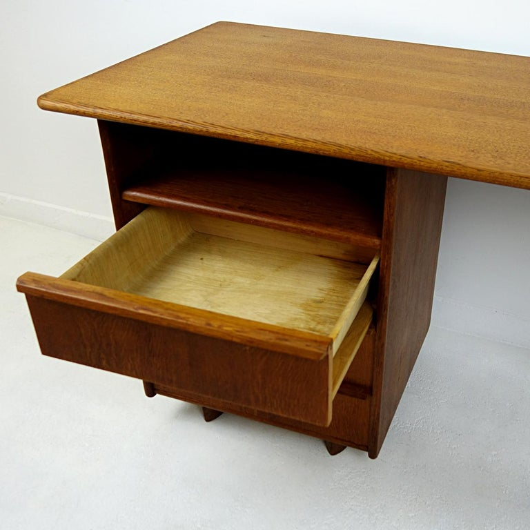 Mid-Century Modern Desk Designed by Cees Braakman for USM Pastoe For Sale 4