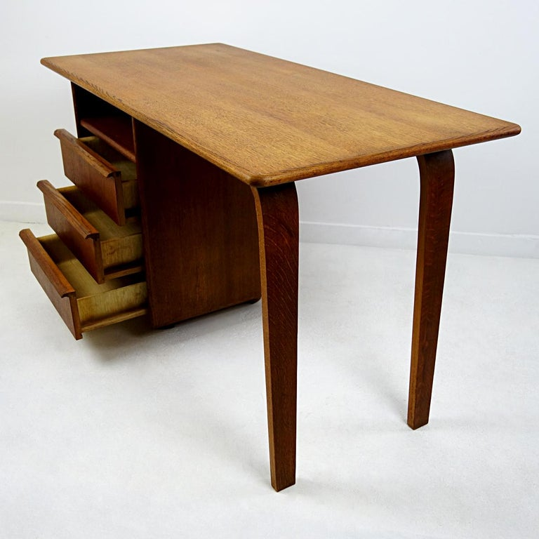 Mid-Century Modern Desk Designed by Cees Braakman for USM Pastoe For Sale 1