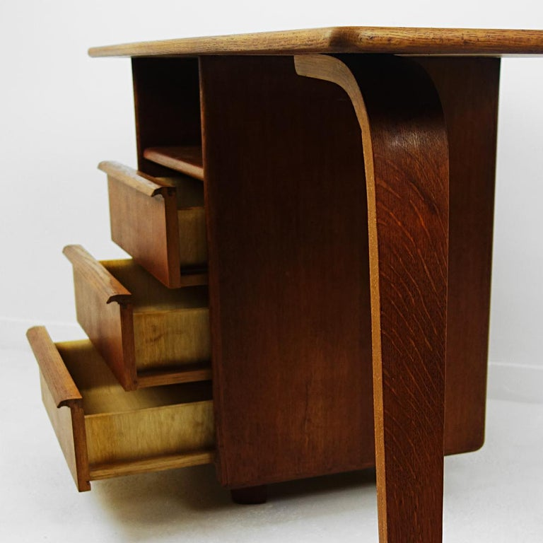 Mid-Century Modern Desk Designed by Cees Braakman for USM Pastoe For Sale 2