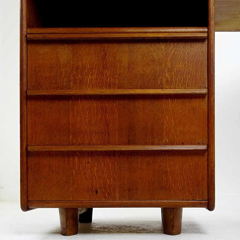 Mid-Century Modern Desk Designed by Cees Braakman for USM Pastoe For Sale 3