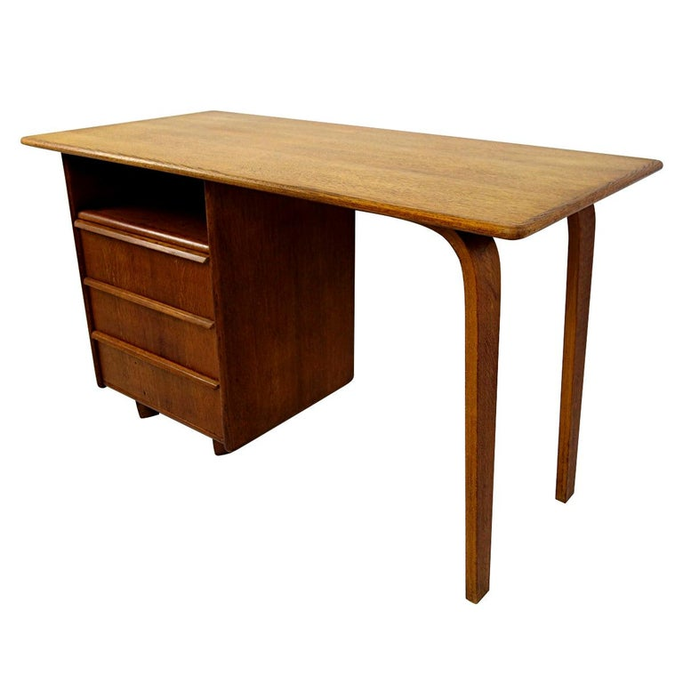 Mid-Century Modern Desk Designed by Cees Braakman for USM Pastoe For Sale