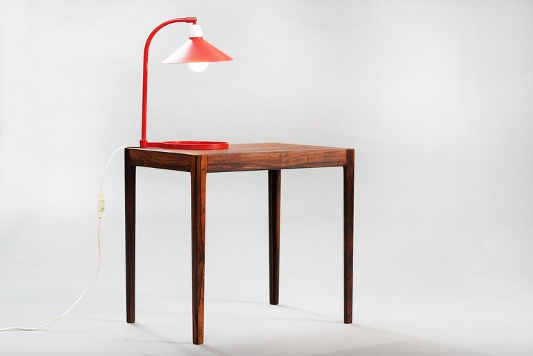Danish Mid-Century Modern Desk Lamp For Sale