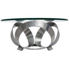 Mid-Century Modern Diamond Coffee Table by Knut Hesterberg 1960s Germany