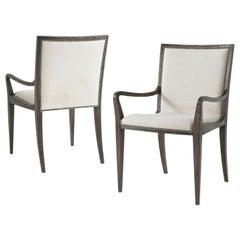 Mid-Century Modern Dining Armchair
