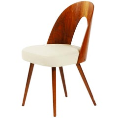 Mid Century Modern Dining Chairs by Antonin Suman for Tatra