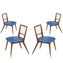 Moderne Esszimmerstühle aus der Jahrhundertmitte