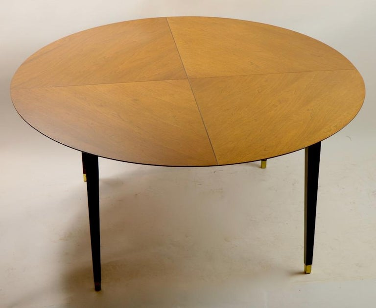 American Mid-Century Modern Dining Table For Sale