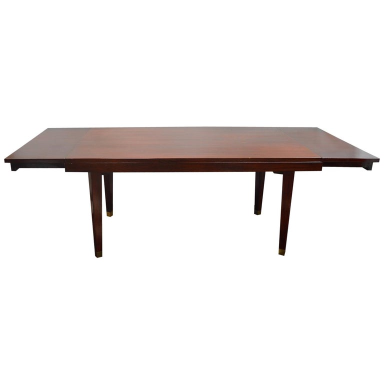 Mid-Century Modern Dining Table For Sale