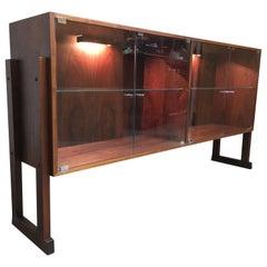 Mid-Century Modern Display Cabinet