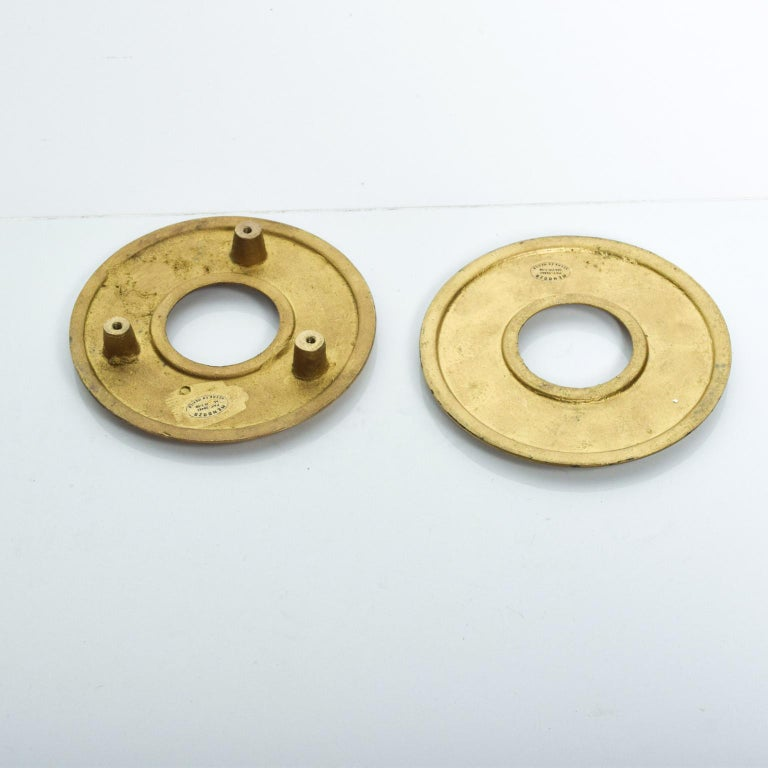 Mid-20th Century Mid-Century Modern Door Ring Pulls by Pepe Mendoza Mexican Modernist For Sale