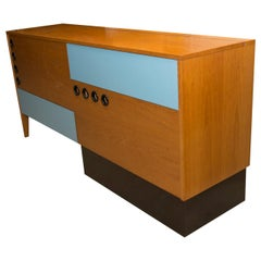 Mid-Century Modern Dresser, Czechoslovakia, 1960s
