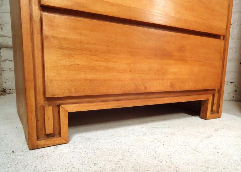Mid-Century Modern Dresser 1