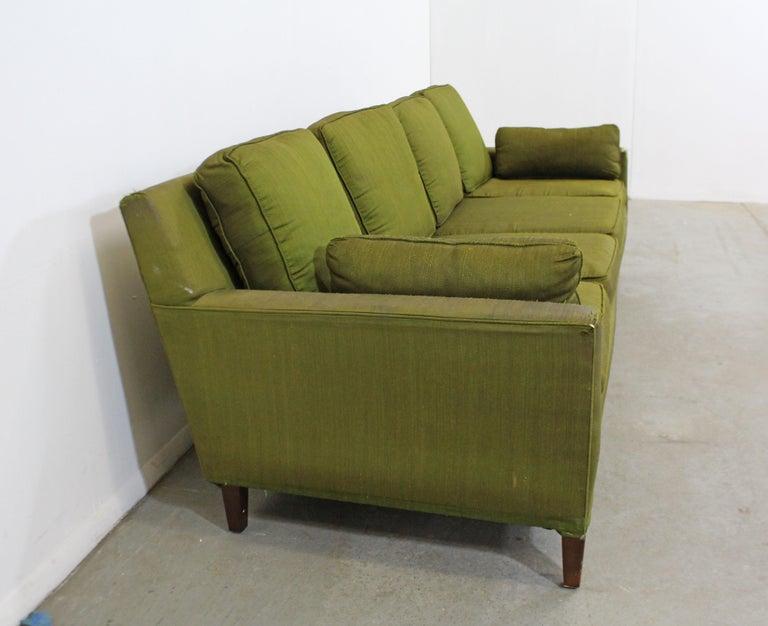 Mid-Century Modern Dunbar Style Sofa For Sale at 1stdibs