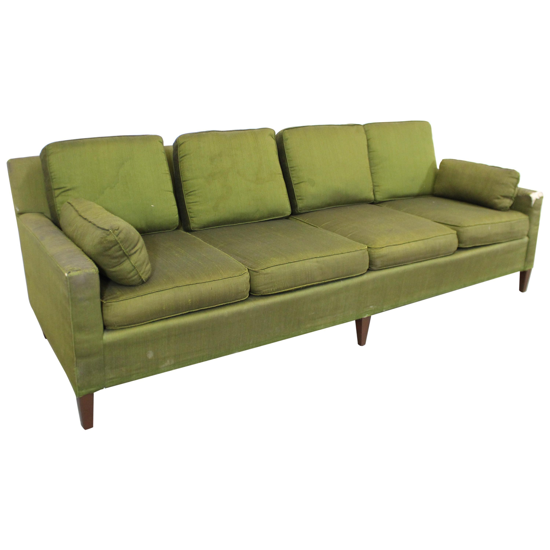 Mid-Century Modern Dunbar Style Sofa