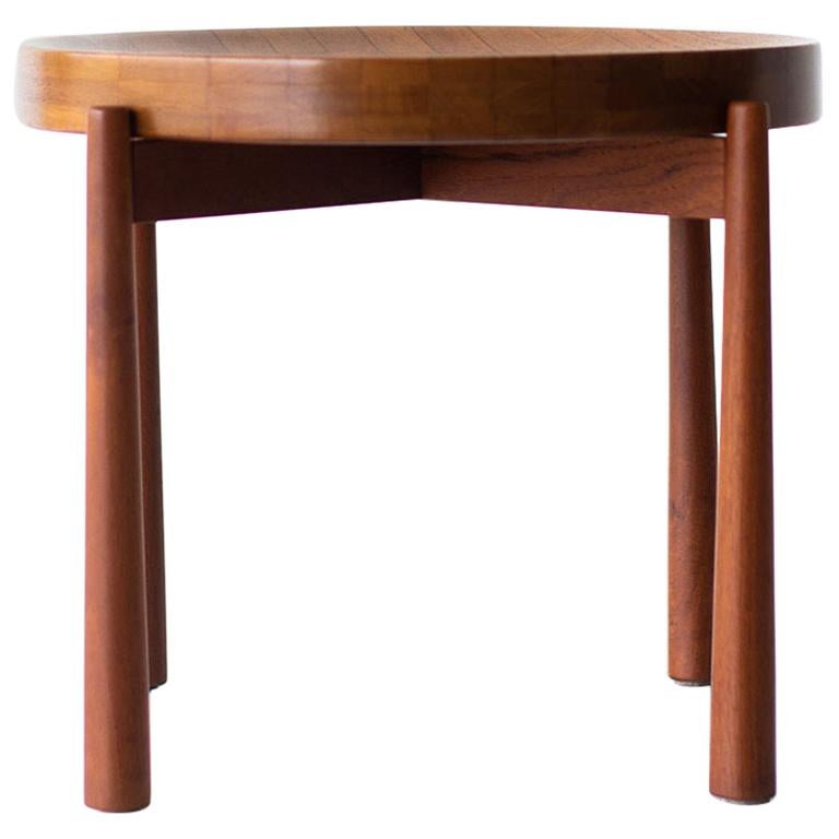 Mid Century Modern Dux Side Table