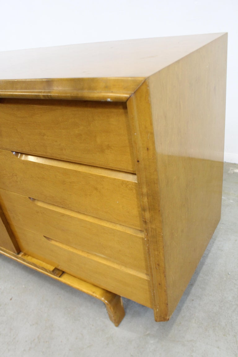 Mid-Century Modern Edmond J. Spence Credenza For Sale 5