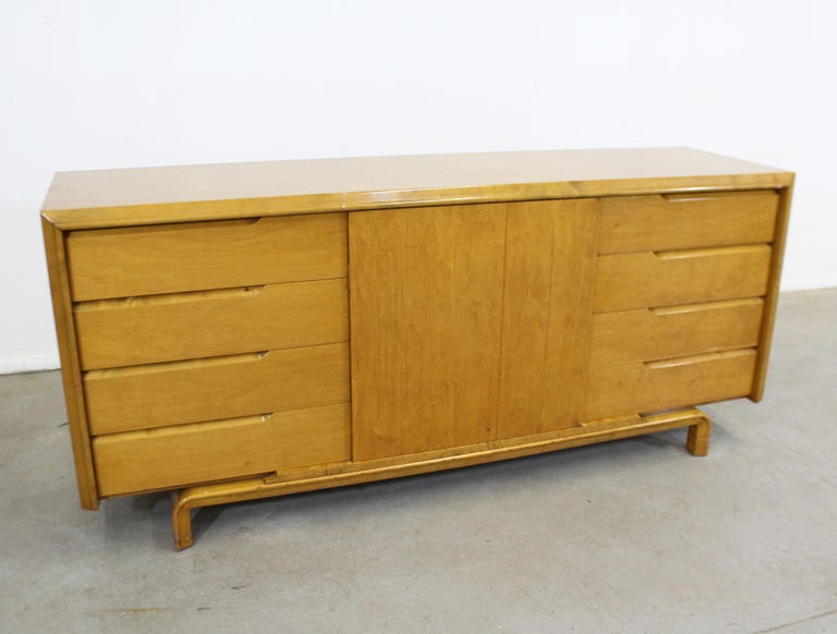 Unknown Mid-Century Modern Edmond J. Spence Credenza For Sale