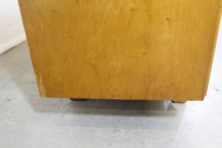 Mid-Century Modern Edmond J. Spence Credenza For Sale 2