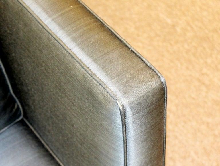 American Mid-Century Modern Edward Wormley for Dunbar Chamberlain Model 4907a Sofa For Sale