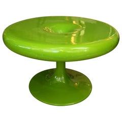 Mid-Century Modern Eero Aarnio Kantarelli Fiberglass Occasional / Side Table
