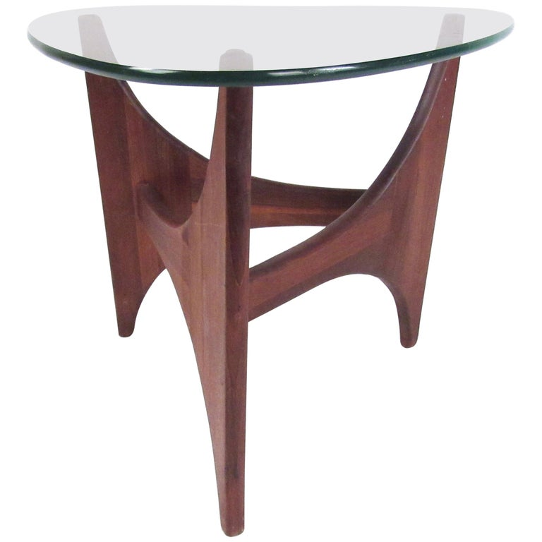 9de7a3089c8f Mid-Century Modern End Table Attributed to Adrian Pearsall For Sale ...