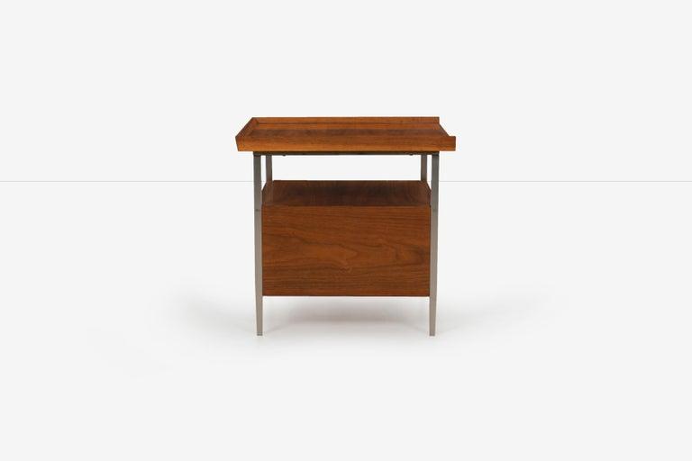 Mid-20th Century Mid-Century Modern End Table Finn Juhl Style For Sale